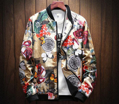 B-Fly Bomber Jacket