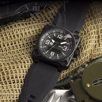 INFANTRY Jumanji Square Watch