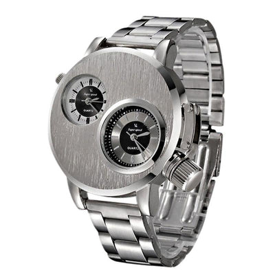 Titan Stainless Steel Watch