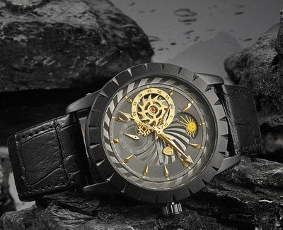 Shadow7 Mechanical Leather Watch