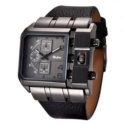 70s Era Leather Watch