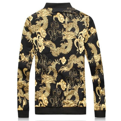 Chinese Dragon Bomber Jacket