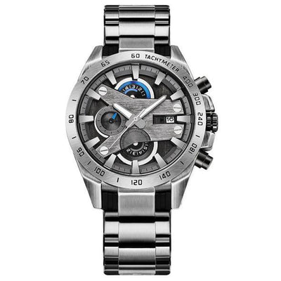 Galuxe Chronograph Steel Watch