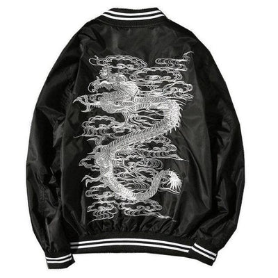 Zelion Black Dragon Jacket