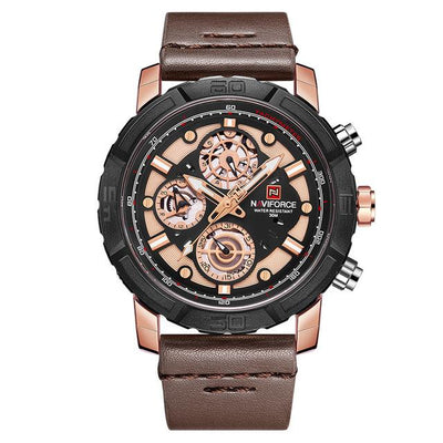 G-VIX Leather Watch