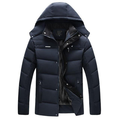 Prew Hooded Winter Jacket