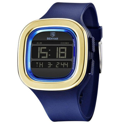 Orleno LED Digital Square Watch