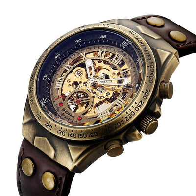 Fernman Vintage Steampunk Watch