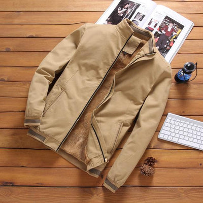Steevo Bomber Jacket