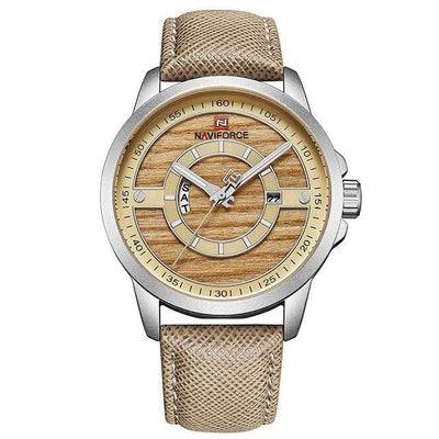 Forris Leather Watch