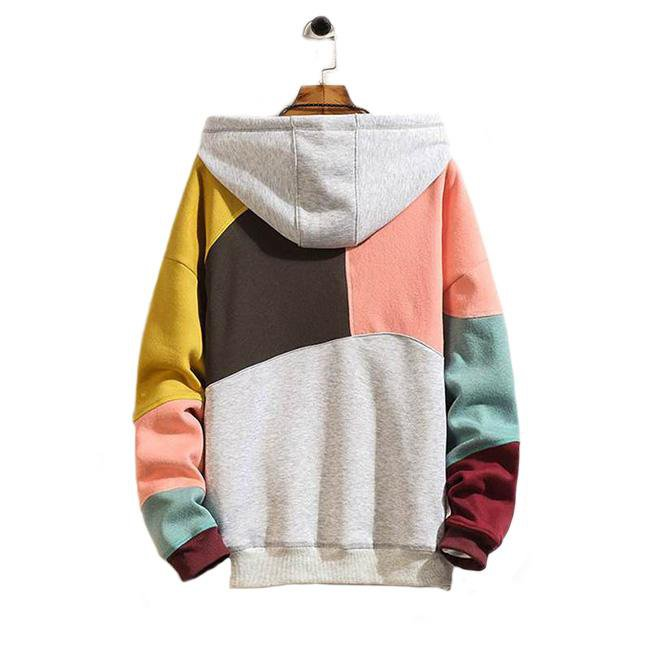 Kentura Block Hooded Sweatshirt