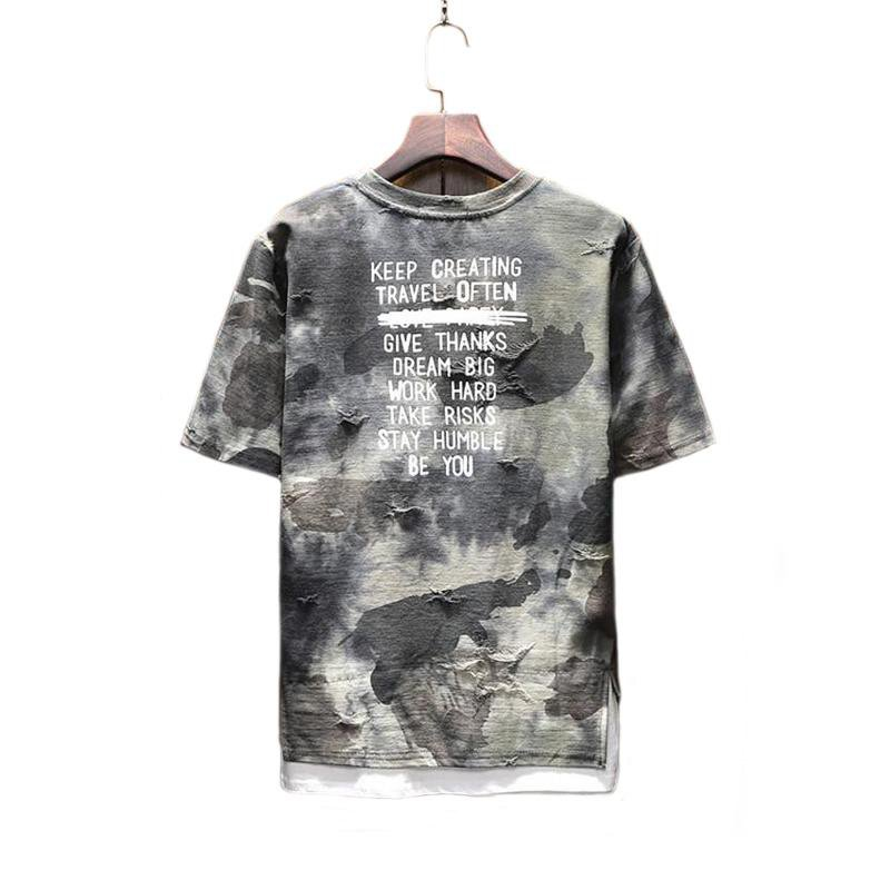 """Note to Self"" Camo T-Shirt"