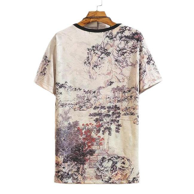 Hilko Graphics Print Shirt