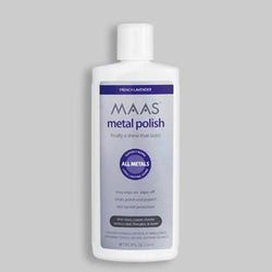 Maas Liquid Metal Polish (236ml) - Maas Polish New Zealand