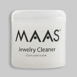 Maas Jewellery Cleaner, Basket and Brush - Maas Polish New Zealand