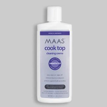 Maas Cook Top Cleaning Creme (236ml) - Maas Polish New Zealand