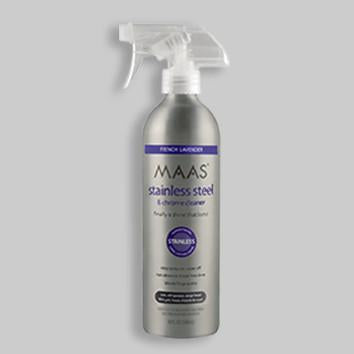 Maas stainless steel and chrome cleaner