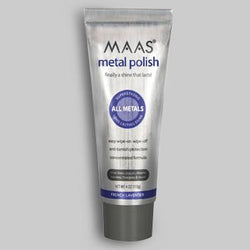 Maas Metal Polish Large 113g Tube - Maas Polish New Zealand