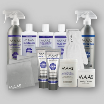 Maas Complete Polish Collection (FREE SHIPPING) - Maas Polish New Zealand