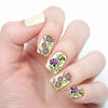 Flower Vine Pattern Nail Stamping Plates BBBXL-101(US Warehouse)
