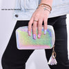 Multifunction Traveller Plate Holder Storage Bag Cases Stamp Bag Organizer(US Warehouse)