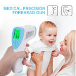 Accurate Digital Measurement Forehead Thermometer