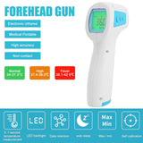 Portable Forehead Infrared Thermometer