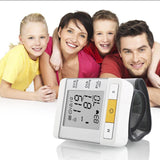 Marnur Wrist Blood Pressure Monitor-White
