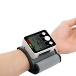 Portable Wrist Blood Pressure Monitor