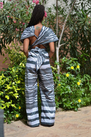Kudia Convertible Jumpsuit