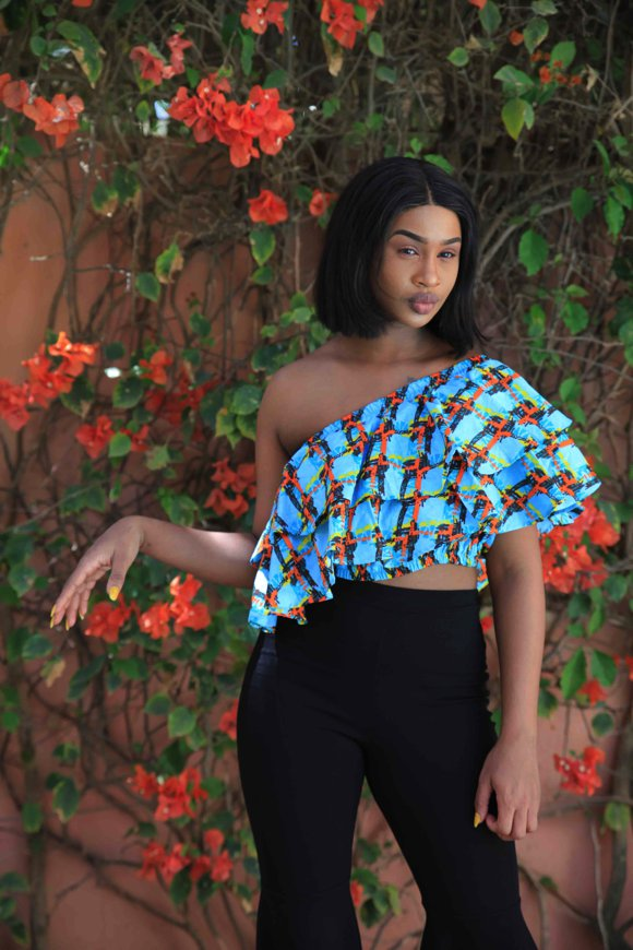 Yiwa Crop Top