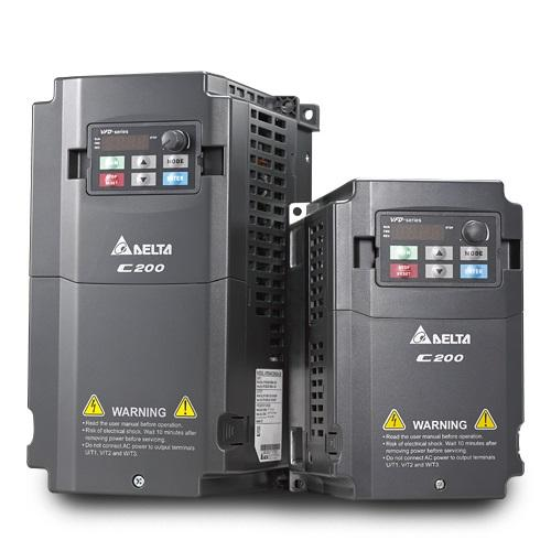 Delta C200 AC Drive, Delta VFD, Delta Variable Frequency Drive