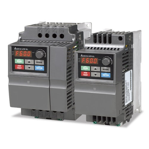 Delta VFD-EL AC Drive, Delta VFD, Delta Variable Frequency Drive