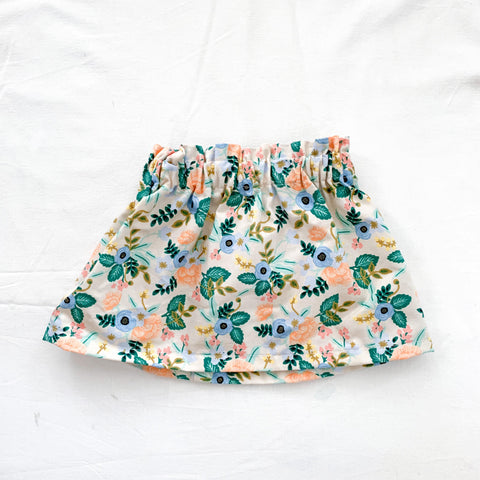 Floral Skirt 0m-3T