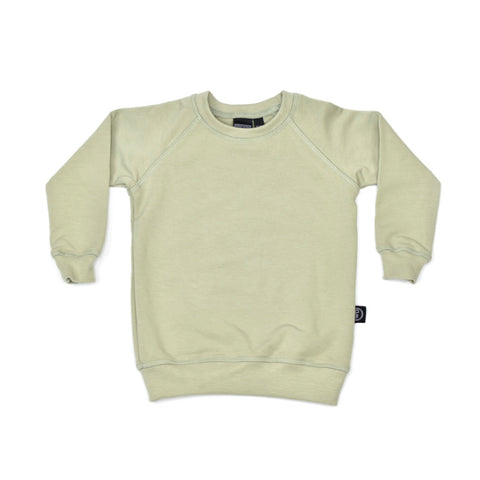 Perfect Matcha Kids Crewneck 6m-5T