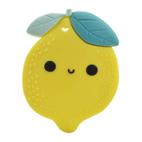 Happy Lemon Teething Toy