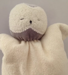 Elanor the Snowy Oil Organic Stuffie