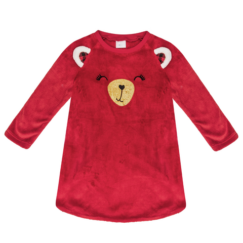 Teddy Bear Nighty 2T-6T
