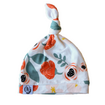Poppy Nodo Newborn Knot Hats