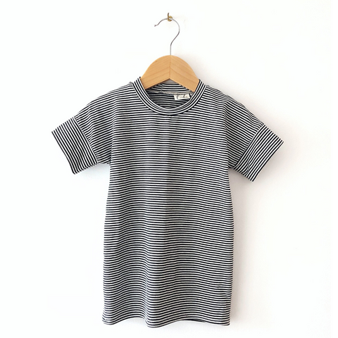 Striped Tee Dress 3m-4T