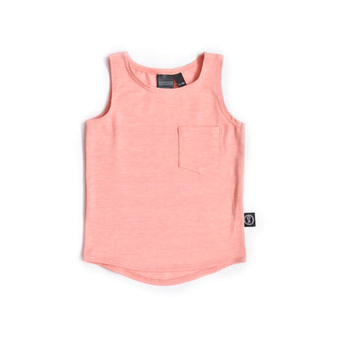 Peach Perfect Pocket Tank 6m-4T