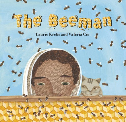 Beeman children's book with diverse bipoc characters