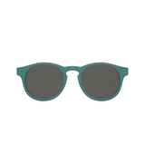 Deep bluish - green baby and toddler sunglasses