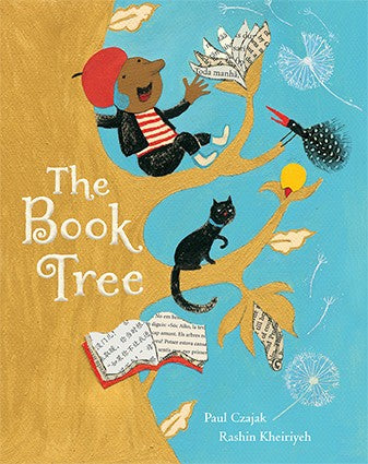 The Book Tree bipoc diverse children's book about activism