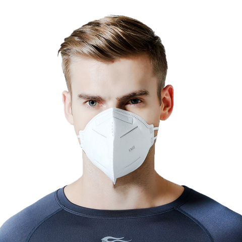 Image of KN95 Face Mask - 5 Mask Pack - Stock in USA