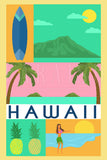 Hawaii Travel Iconic