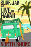 Surf, Jam and Live in Hawaii