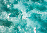 3 Surfers Paddles