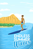 Endless Summer Waves