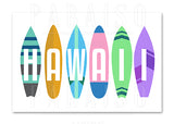 Retro Surfboards Hawaii